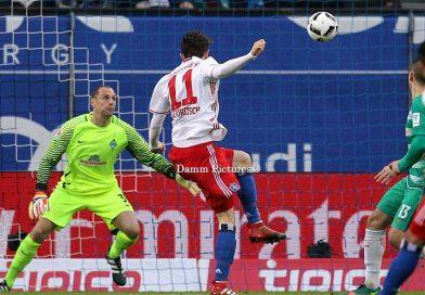 Bundesliga: Hamburger SV – Werder Bremen 2:2 (2:2)