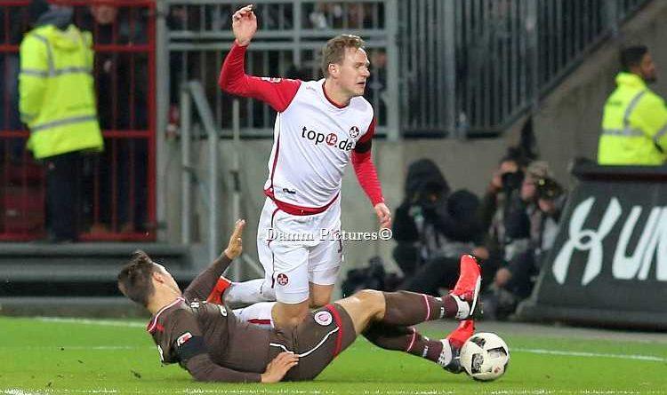2. Bundesliga: FC St. Pauli – 1. FC Kaiserslautern 0:0