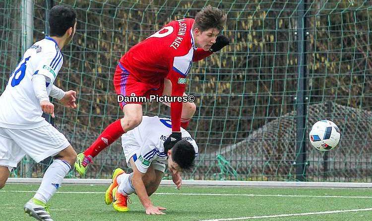 U17 Bundesliga: Niendorfer TSV – Holstein Kiel 0:3