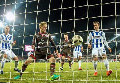 2. Bundesliga: FC St. Pauli – Karlsruher SC 5:0 (1:0)