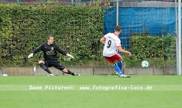 Regionalliga: Hamburger SV II – Eutin 08 – 2:1
