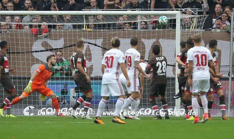 2. Bundesliga: FC St. Pauli – FC Ingolstadt 0:4