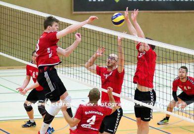 3. Liga Volleyball: Ostbek Pirates -TSGL Schöneiche 0:3