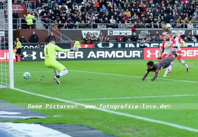 2. Bundesliga: FC St. Pauli – SSV Jahn Regensburg 2:2