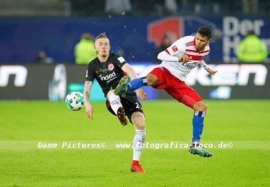 Bundesliga: Hamburger SV – Eintracht Frankfurt 1:2