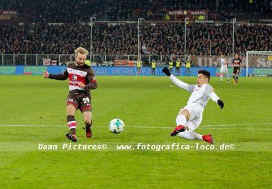 2. Bundesliga: FC St. Pauli – VfL Bochum 2:1