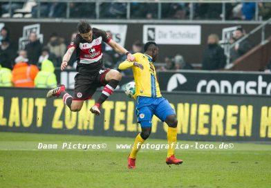 2. Bundesliga: FC St. Pauli – Eintracht Braunschweig 0:0