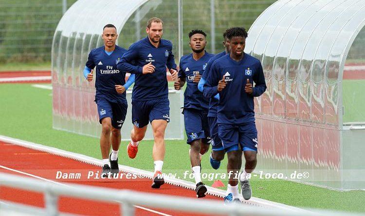 2. Liga: HSV Trainingsauftakt mit Laktat und Leistungstests