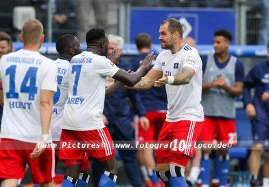 2. Liga: Hamburger SV – 1. FC Heidenheim 3:2