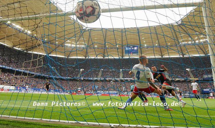 2. Liga: Hamburger SV – SSV Jahn Regensburg 0:5