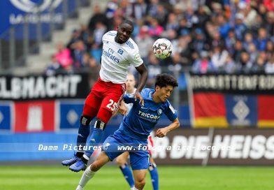 2. Liga: Hamburger SV – VfL Bochum 0:0