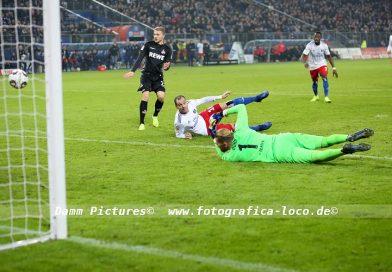 2. Liga: Hamburger SV – 1. FC Köln 1:0