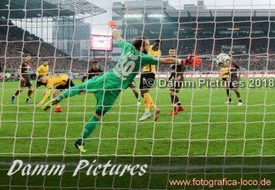 2. Liga: FC St. Pauli – SG Dynamo Dresden 1:1