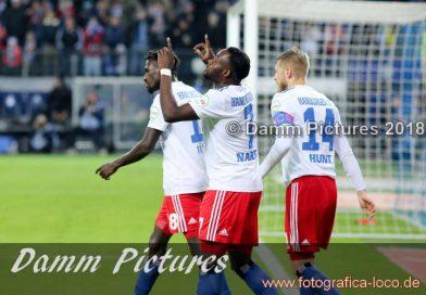 2. Liga: Hamburger SV – SC Paderborn 1:0