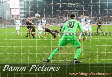 2. Liga: FC St. Pauli – 1.FC Magdeburg 4:1