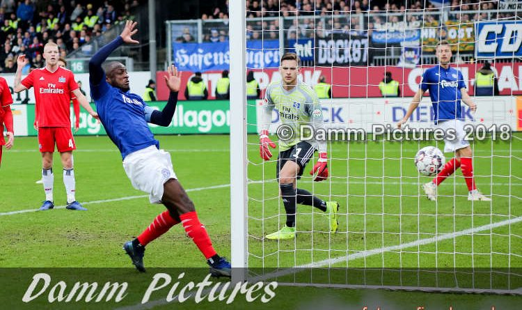 2. Liga: Holstein Kiel – Hamburger SV 3:1
