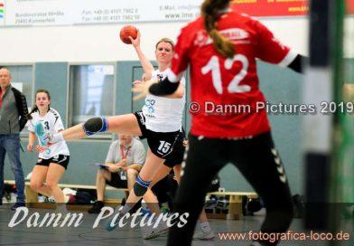 Handball-Oberliga HH/SH: TuS Esingen vs. SG Bergedorf-VM. 26:19