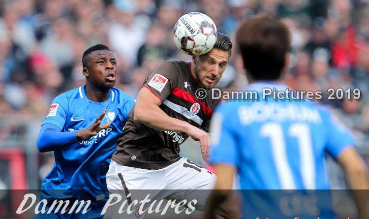2. Liga: FC St. Pauli – VfL Bochum 0:0