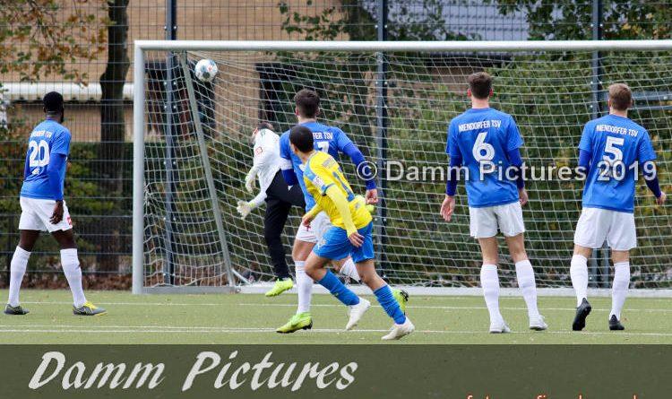 5. Liga | Oberliga: Niendorfer TSV – HSV Barmbek-Uhlenhorst 1:2