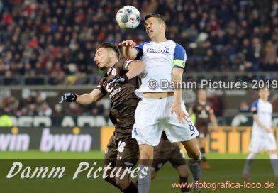 2. Liga: FC St. Pauli – VfL Bochum 1:1
