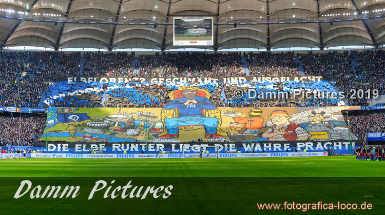 2.Liga: Hamburger SV – Dynamo Dresden 2:1