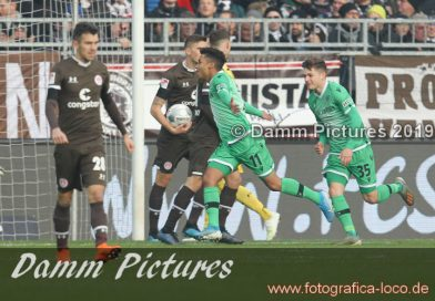 2. Liga: FC St. Pauli – Hannover96  0:1